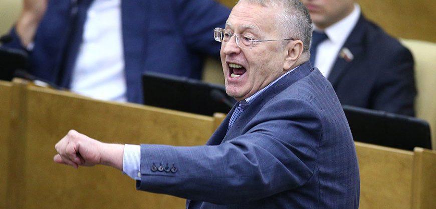 Азербайджан вручил России ноту протеста из-за высказываний Жириновского