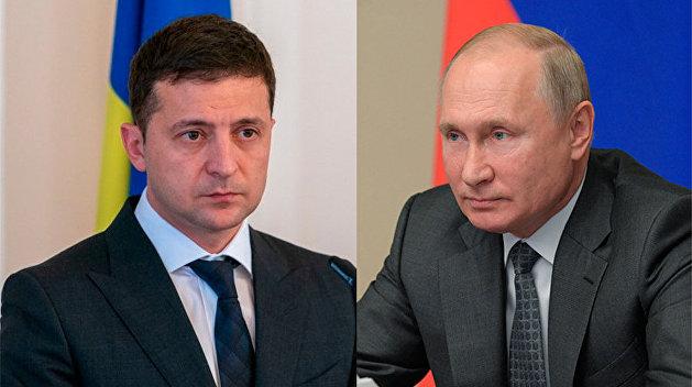 В Кремле прокомментировали перспективу встречи Путина и Зеленского