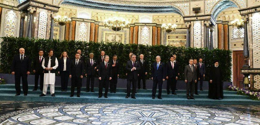 В Таджикистане проходит саммит ШОС