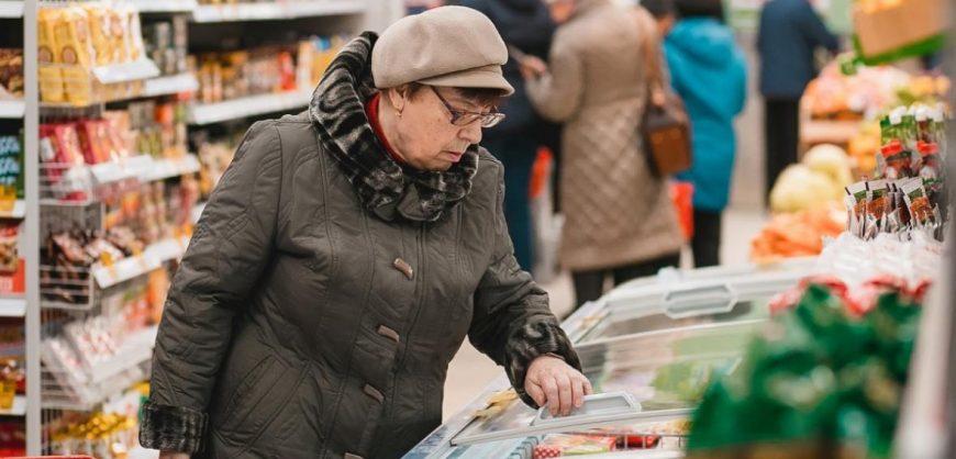 МЭР: Годовая инфляция в России за последнюю неделю августа ускорилась до 6,79%
