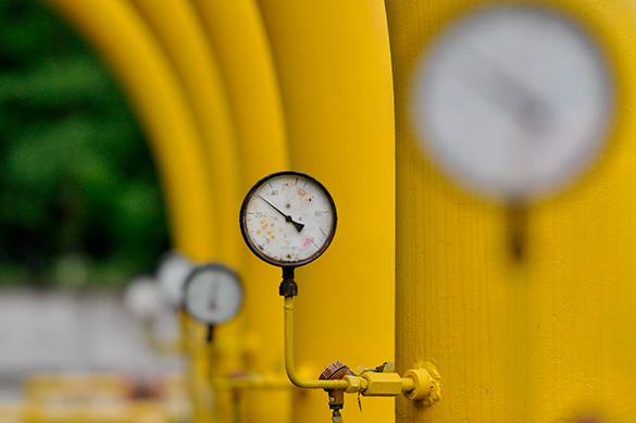 Цена газа в Европе выросла еще более чем на $100 за кубический метр
