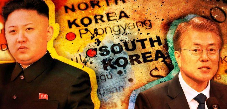 КНДР заявила о преждевременности заключения декларации об окончании войны с Южной Кореей