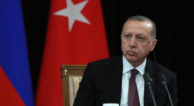 Эрдоган заявил в ООН, что Турция не признает «аннексию Крыма»