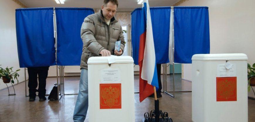 В Россииначались трехдневные выборы вГосдуму и региональные законодательные органы