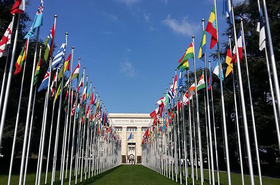 Путин не будет участвовать в сессии Генассамблеи ООН 14 сентября вНью-Йорке