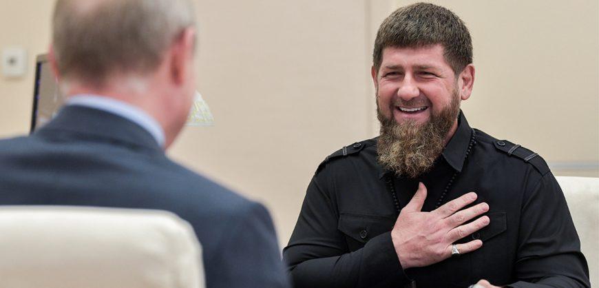 Путин объяснил «нереалистичные» результаты выборов в Чечне