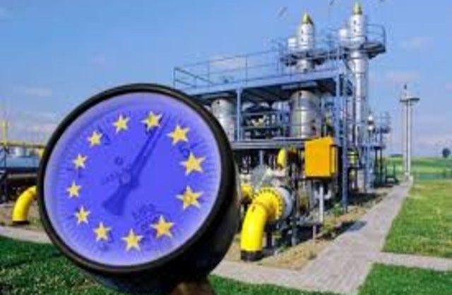 Газ в Европе за неделю подорожал на $100 — до $737 за тысячу кубометров
