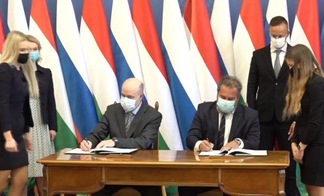 МИД Украины вызвал посла Венгрии из-за газового контракта Будапешта и «Газпрома»