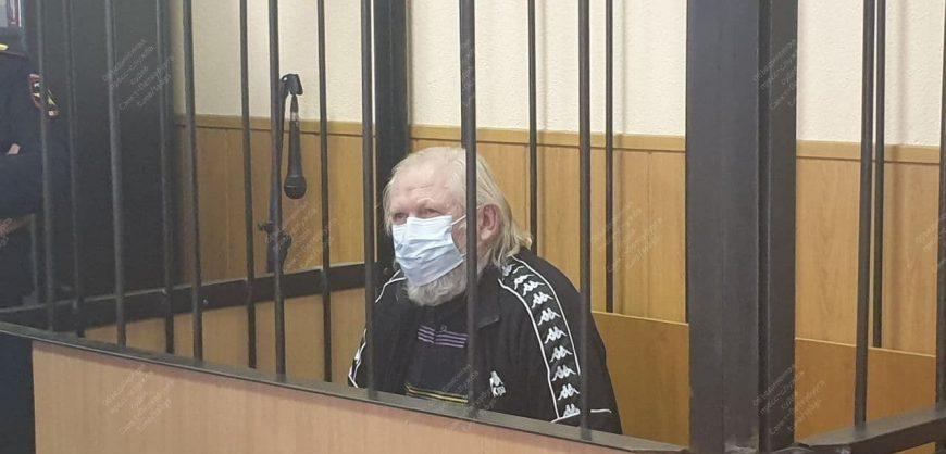 Глущенко в отказе при новелле