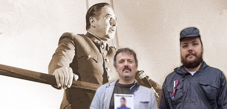 Петербургский атаман Мельницкий выразил благодарность чилийскому генералу Пиночету