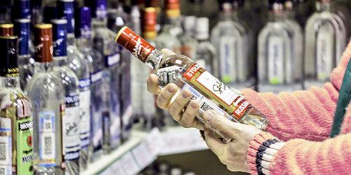 В России на 4% сократились объемы продажи водки