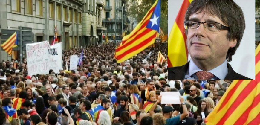 В Италии задержан мятежный экс-глава правительства Каталонии Карлес Пучдемон