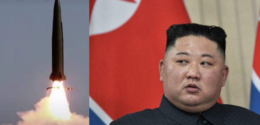 КНДР заявила об успешном испытании новой крылатой ракеты большой дальности