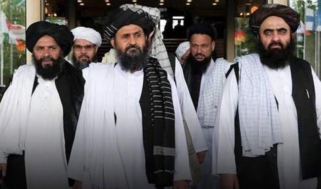 Талибан открывает лицо