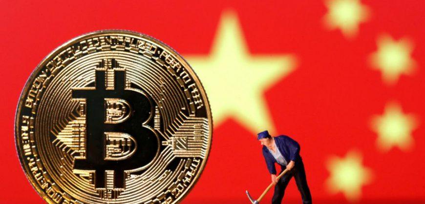 Китай запретил любые транзакции с криптовалютой. Биткоин рухнул
