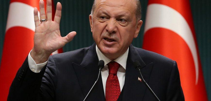 Эрдоган отменил решение о высылке десяти послов после того, как они «сделали шаг назад»