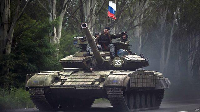Пентагон обвинил Россию в развязывании войны и препятствии миру в Донбассе