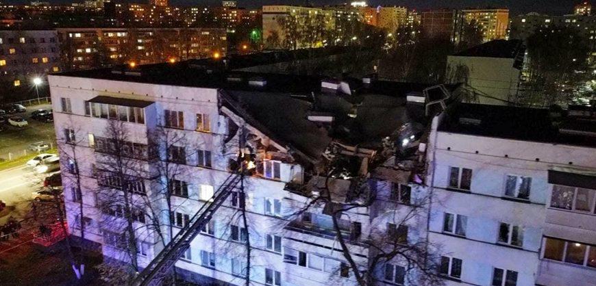 В Набережных Челнах произошел взрыв в жилом доме, погибла девушка