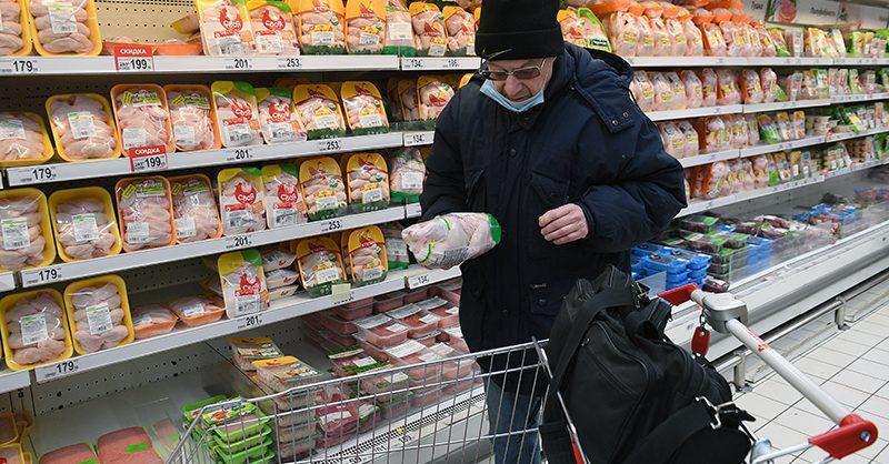Минфин: Инфляция в России приблизилась к пиковому значению