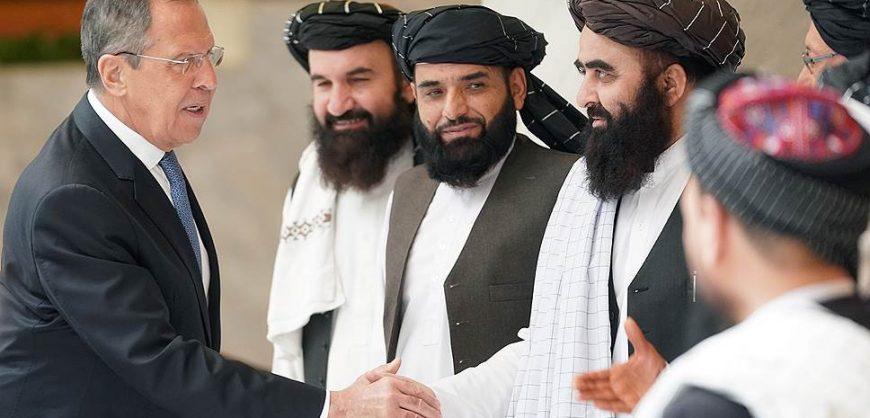 В Москве прошли переговоры с представителями «Талибана»