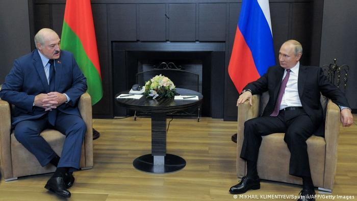 В правительстве Германии считают Россию причастной к миграционному кризису на белорусской границе