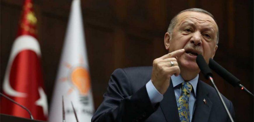 Эрдоган приказал выслать из Турции послов десяти западных стран, требовавших освободить правозащитника Кавалу
