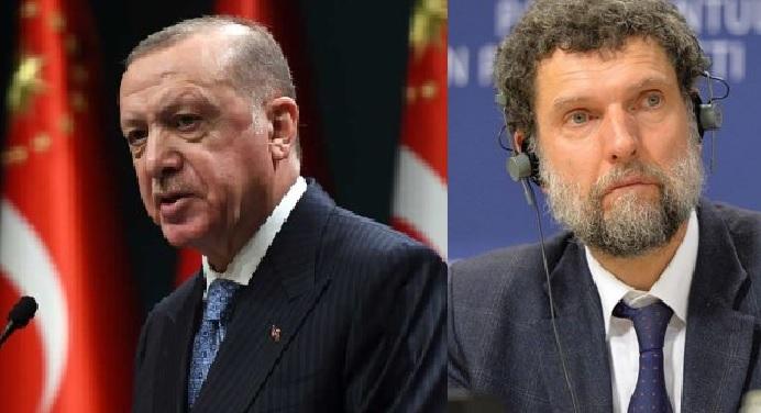 Эрдоган пригрозил выслать из страны послов 10 западных стран за поддержку турецкого оппозиционера