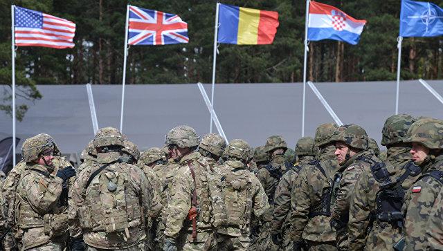Франция призвала НАТО смириться с перспективой общеевропейской армии