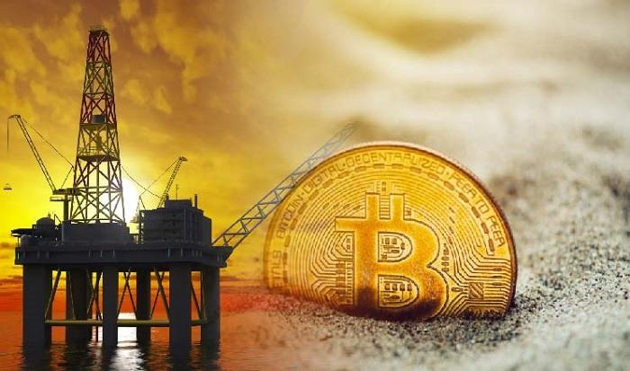 Российские нефтяные компании хотят майнить криптовалюту на своих месторождениях