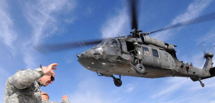 Трамп: Россия и Китай разобрали и изучают брошенные в Афганистане американские вертолеты