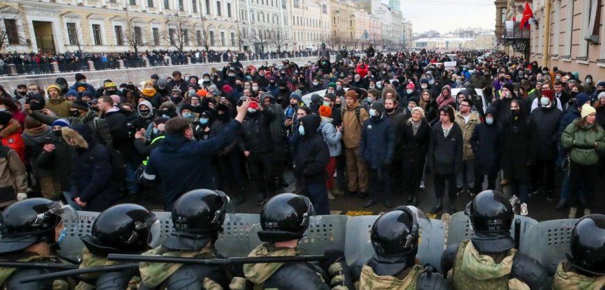 Путин об оппозиции, Навальном и Муратове: «Далеко не все в тюрьме»