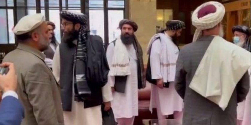 Талибы прибыли в Москву на переговоры по Афганистану