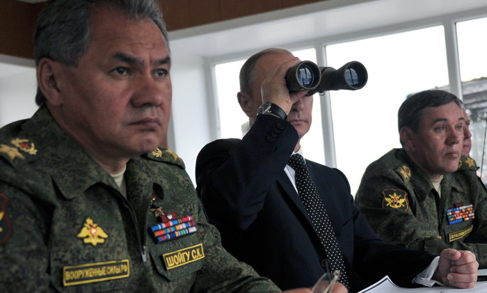 Пентагон: Картер и Шойгу говорили о Сирии - Цензор.НЕТ 2079