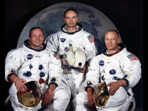 Neil Armstrong, first man on the moon, dies.