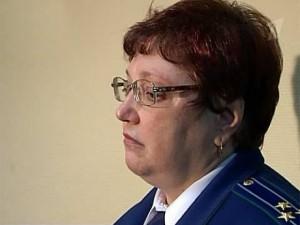 Прокурор Шляева