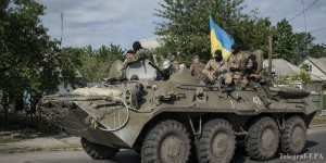 Ukraine government says 13 troops killed in eastern clash