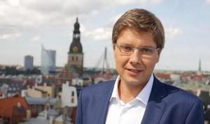 Мэр Риги Нил Ушаков, партия «Согласие»
