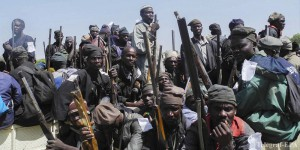 Traditional hunters assist military in fight against Boko Haram