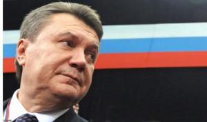 Янукович в России 2