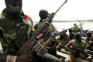 Foreign oil worker killed during ganbattle between militants and navy in the niger delta, Nigeria