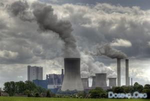 Китайский химический завод