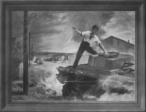 nazi-tank