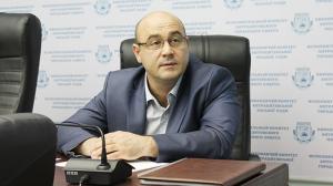 Министр энергетики ЛНР Дмитрий Лямин. Фото: сайт Свердловского района ЛНР