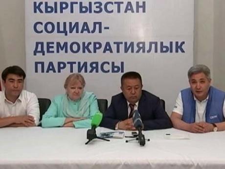какая партия одолела на выборах в киргизии в 2016 году