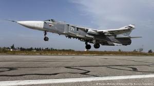 Су-24 на взлете