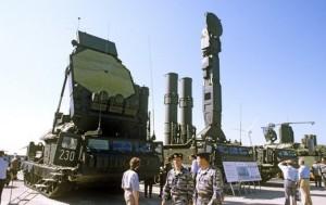 Зенитно-ракетная система С-300В Антей-300