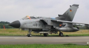 Бомбардировщик Tornado F3, Германия