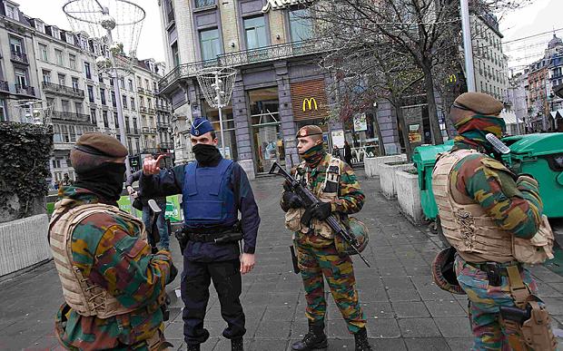 Среди задержанных нет основного подозреваемого впарижских терактах— АТО вБельгии