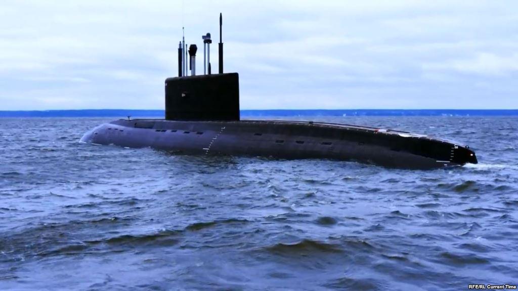 подводная лодка ростов-на-дону нанесла удары крылатыми ракетами