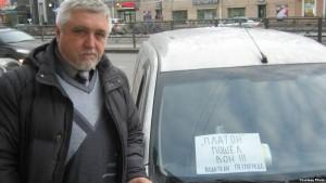 Александр Расторгуев «попартизанил» в лесу и движется дальше к Москве